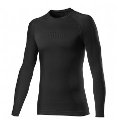Camiseta Interior Castelli Core Seamless Base Layer Ls Negro