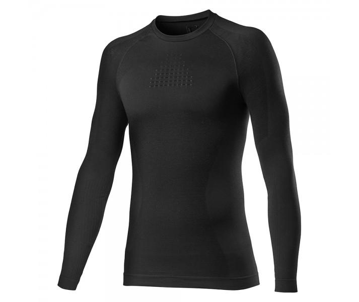 Camiseta Interior Castelli Core Seamless Base Layer Ls Negro