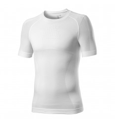 Camiseta Interior Castelli Core Seamless Base Layer Ss Blanco