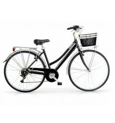 Bicicleta MBM Central 28' Negro