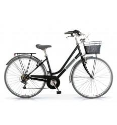 Bicicleta MBM Silvery 28' Negro