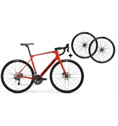 Bicicleta Merida Scultura Endurance 6000 2021 + Ruedas FFWD RYOT44