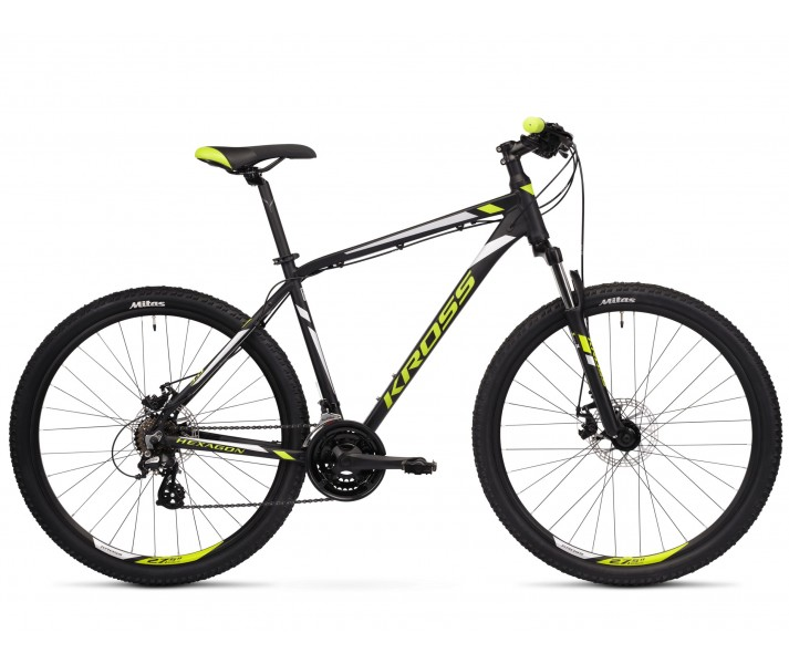 Bicicleta Kross Hexagon 3.0 27.5' 2021