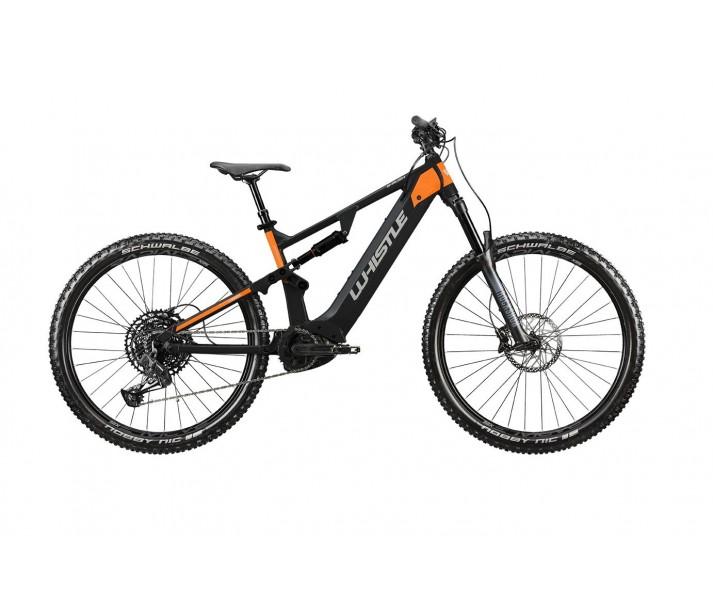Bicicleta eléctrica Whistle B-Rush A8.1 29' Aluminio